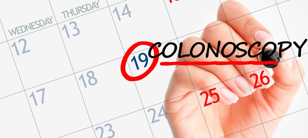 colonoscopy schedule cancer screening - Gastroenterology Blog by GI Doc Cape Town